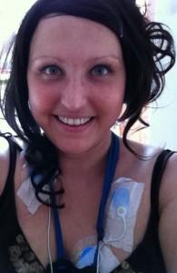 Langzeit-EKG während der Chemo